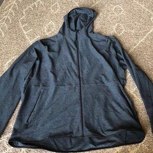 Lulu lemon full zip hoodie